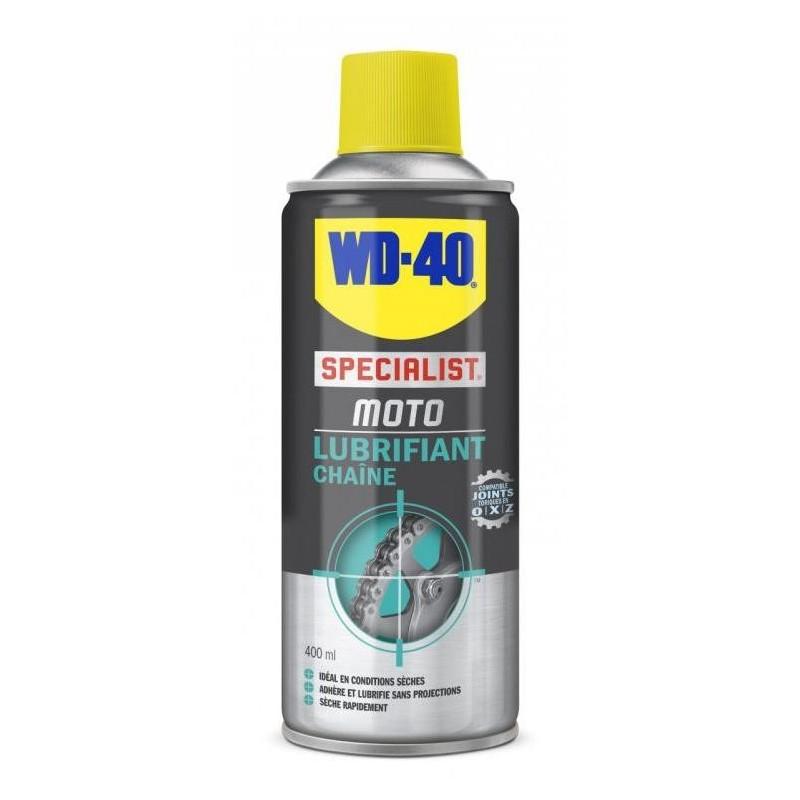 Spray lubrifiant chaîne WD-40 400 ml