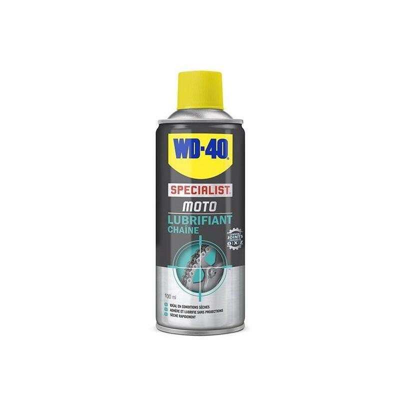 Spray lubrifiant chaîne WD-40 100 ml