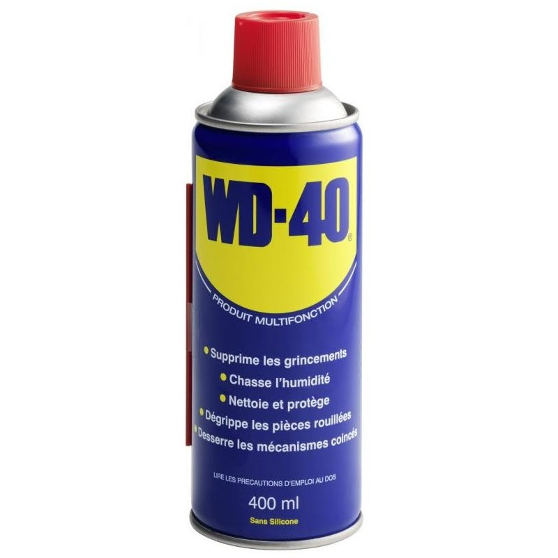 Spray multi-fonction WD-40 400 ml