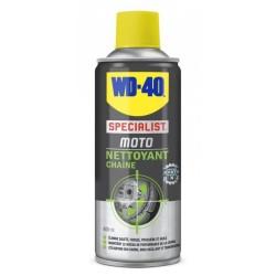 Spray nettoyant chaîne WD-40 400 ml