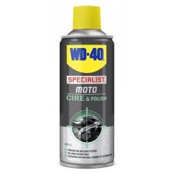 Spray cire et polish WD-40...