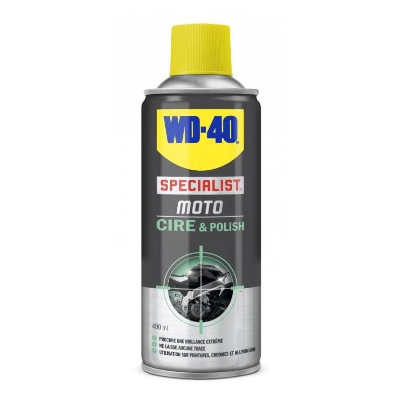 Spray cire et polish WD-40 400ml
