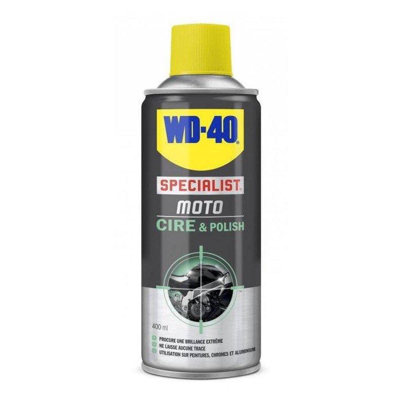 Spray wax and polish WD-40 400ml