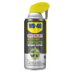Spray nettoyant contacts WD-40 400 ml