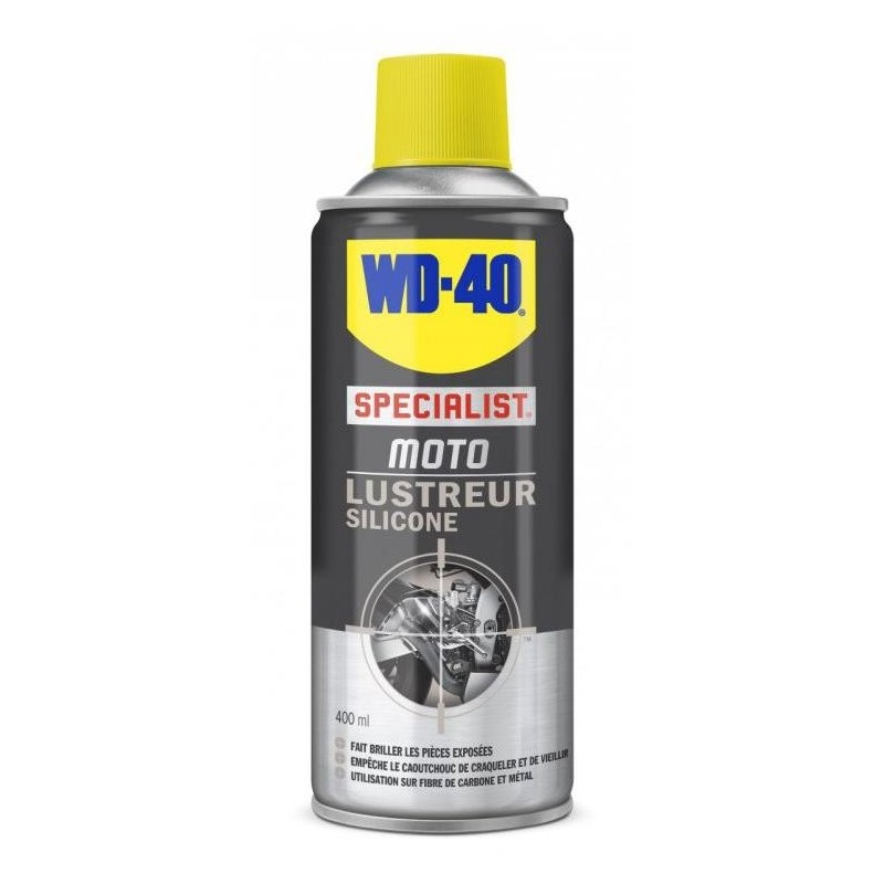 Spray of silicone lustreur WD-40 400ml