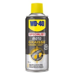 Spray of chain grease WD-40 400 ml