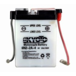 Battery KYOTO type 6N2-2A-4