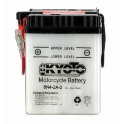 Batterie KYOTO type 6N4-2A-2