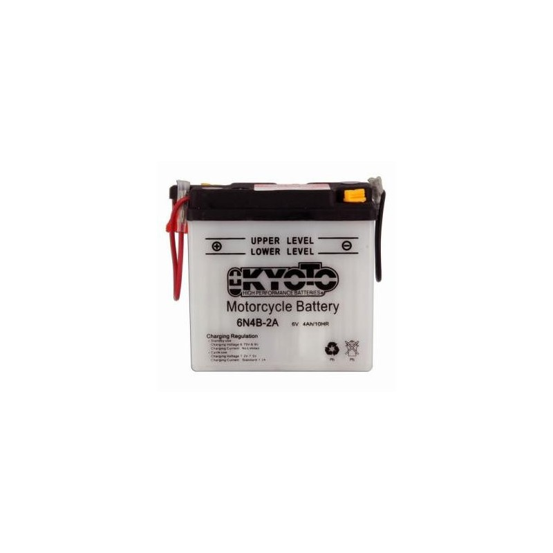 Battery KYOTO type 6N4B-2A