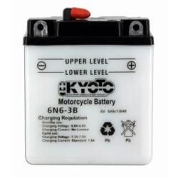 Batterie KYOTO type 6N6-3B