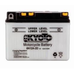 Batterie KYOTO type 6N12A-2D