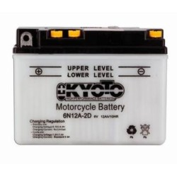 Battery KYOTO type 6N12A-2D