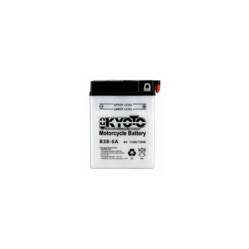 Battery KYOTO type B38-6A