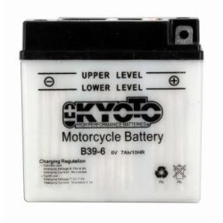 Battery KYOTO type B39-6