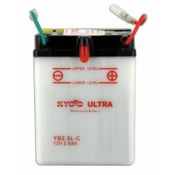 Batterie KYOTO type YB2-5L-C
