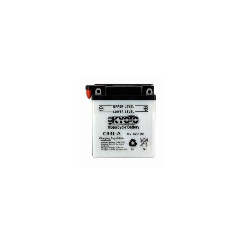 Battery KYOTO type YB3L-A