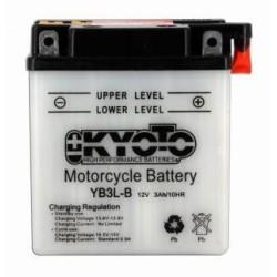 Battery KYOTO type YB3L-B