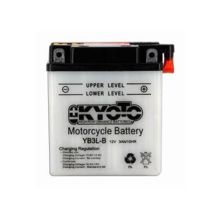 Batterie KYOTO type YB3L-B