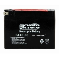 Battery KYOTO type YT4B-BS