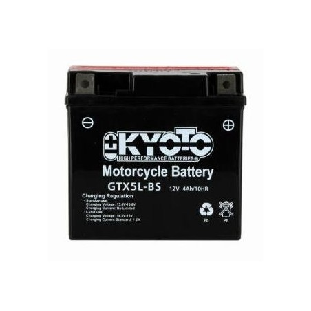 Batterie KYOTO type YTX5L-BS