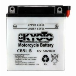 Battery KYOTO type YB5L-B