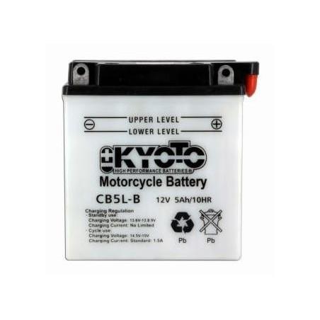 Batterie KYOTO type YB5L-B