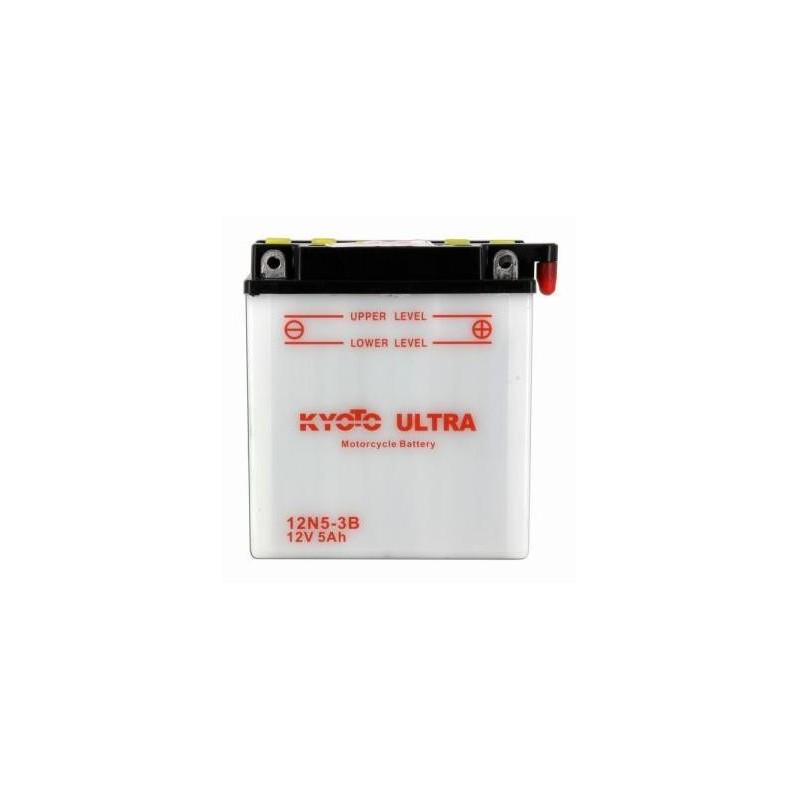Battery KYOTO type 12N5-3B