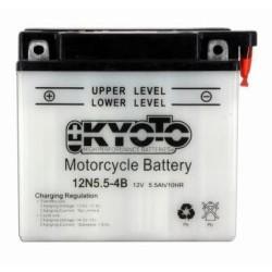 Batterie KYOTO type 12N5.5-4B