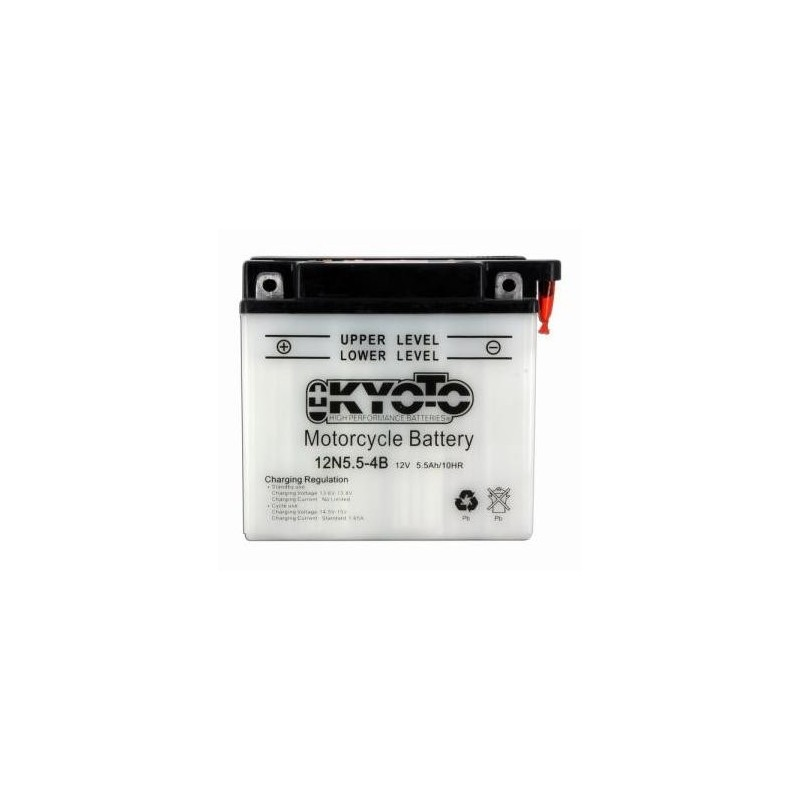 Battery KYOTO type 12N5.5-4B