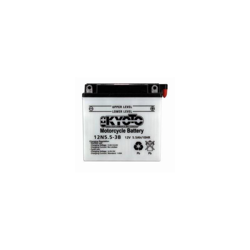 Batterie KYOTO type 12N5.5-3B