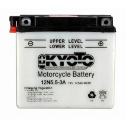 Battery KYOTO type 12N5.5-3A