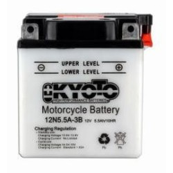 Battery KYOTO type 12N5.5A-3B
