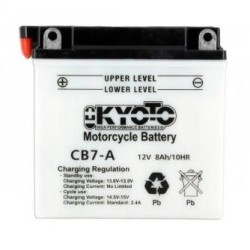 Battery KYOTO type YB7-A