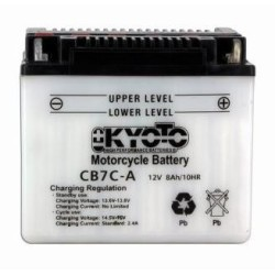 Batterie KYOTO type YB7C-A