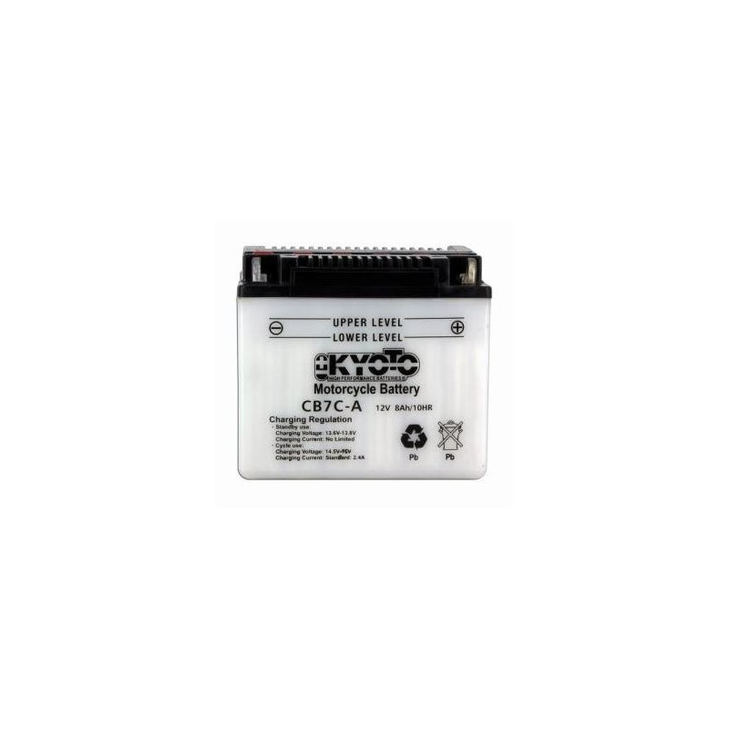 Battery KYOTO type YB7C-A