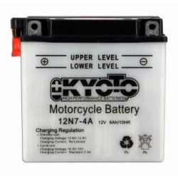 Battery KYOTO type 12N7-4A