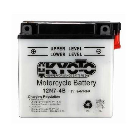 Batterie KYOTO type 12N7-4B