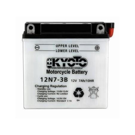Batterie KYOTO type 12N7-3B
