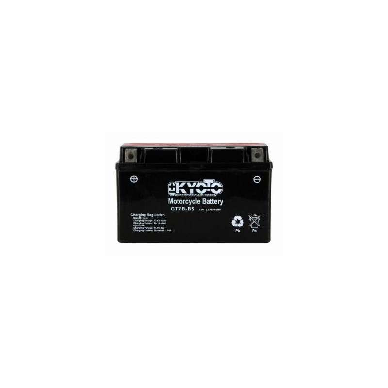 Battery KYOTO type YT7B-BS