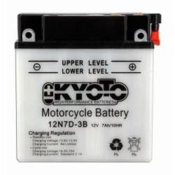 Batterie KYOTO type 12N7D-3B