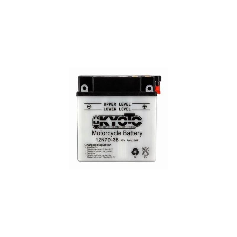 Battery KYOTO type 12N7D-3B