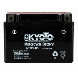 Battery KYOTO type YTX9-BS AGM