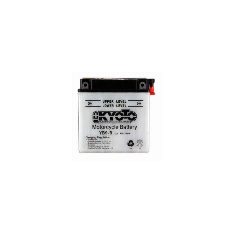 Battery KYOTO type YB9-B