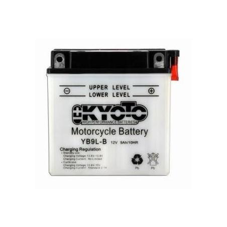 Batterie KYOTO type YB9L-B