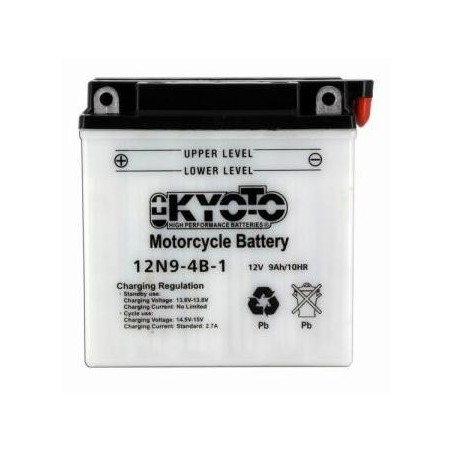 Battery KYOTO type 12N9-4B-1
