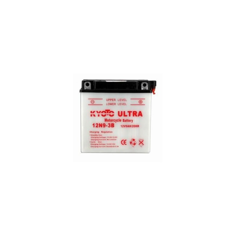 Battery KYOTO type 12N9-3B
