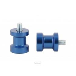 Diabolos couleur Bleu - vis M6x1.00