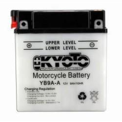 Battery KYOTO type YB9A-A