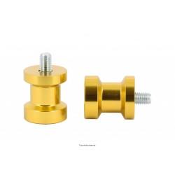 Diabolos color Gold - screw M10x1.25
