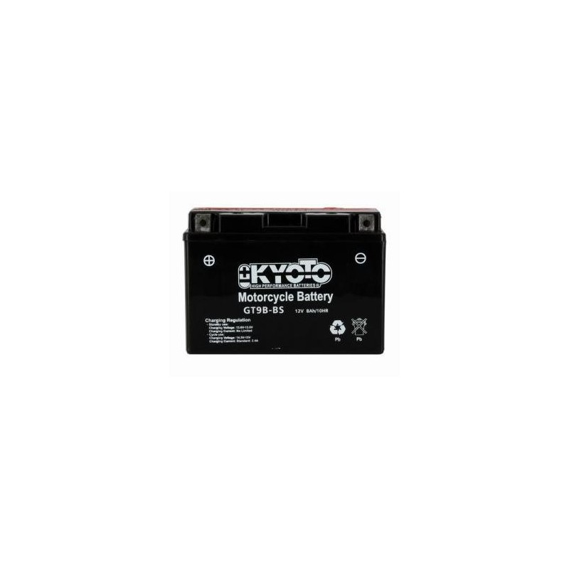 Battery KYOTO type YT9B-BS